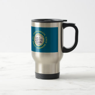 South Dakota State Flag Mugs