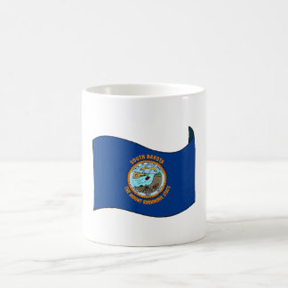 South Dakota State Flag Mug