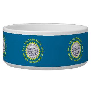 South Dakota State Flag Pet Bowl