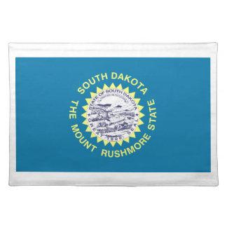 South Dakota State Flag Placemat