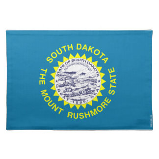 South Dakota State Flag Place Mats