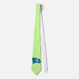South Dakota State Flag Tie