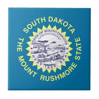 South Dakota State Flag Tiles