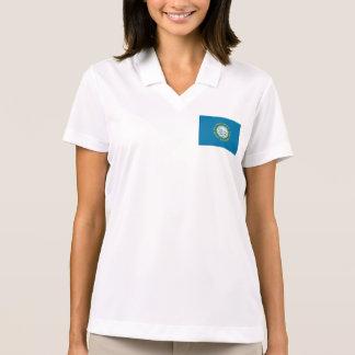South Dakota State Flag Polo Shirt