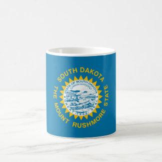 south dakota state flag united america republic sy coffee mug
