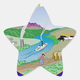 South Dakota State Seal Stickers