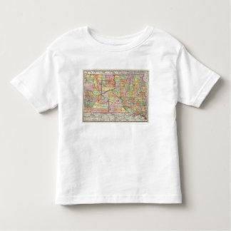 South Dakota Toddler T-Shirt