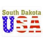 South Dakota USA! Postcards