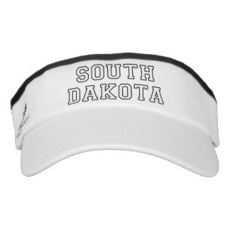 South Dakota Visor