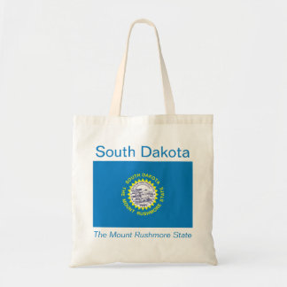 South Dakotan Flag Bag