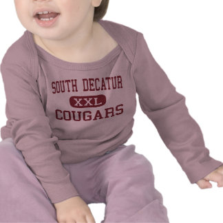 South Decatur - Cougars - High - Greensburg T Shirts