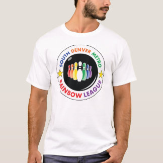 South Denver Metro Rainbow League T-Shirt
