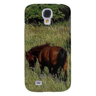 South Devon Coast Path Dartmoor Pony Grazeing Galaxy S4 Case