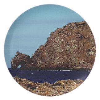 South Devon Coast Prawle Point .1. Plate