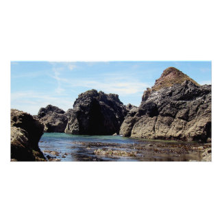 South Devon East Prawle To Gara Rock Picture Card