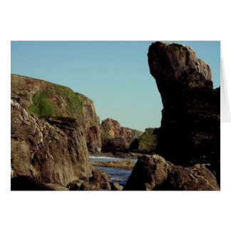 South Devon Westcombe Beach .2. Card
