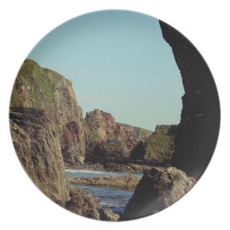 South Devon Westcombe Beach .2. Plate