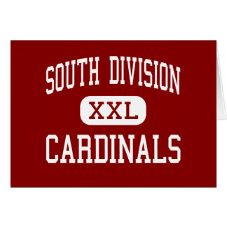 South Division - Cardinals - High - Milwaukee Cards