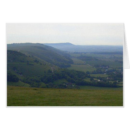 South Downs Card