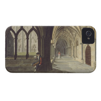 South East Angle of the Cloisters, plate T from 'W iPhone 4 Case