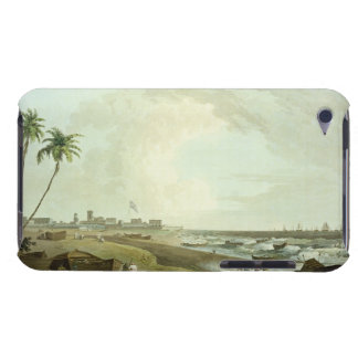 South East View of Fort St. George, Madras, plate iPod Case-Mate Case