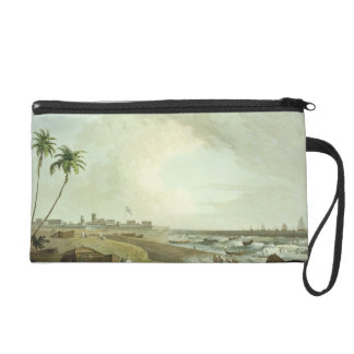 South East View of Fort St. George, Madras, plate Wristlets