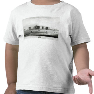 South East View of the New Government House Tee Shirts