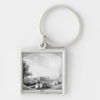 South East view of Windsor Castle Key Ring