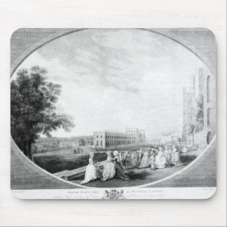 South East view of Windsor Castle Mouse Mat