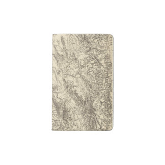 South Eastern Idaho Pocket Moleskine Notebook