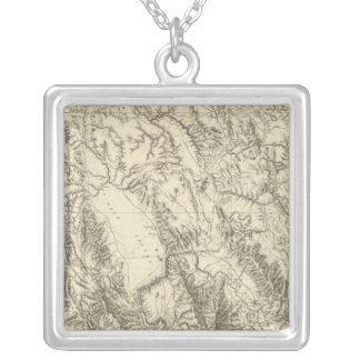 South Eastern Idaho Silver Plated Necklace