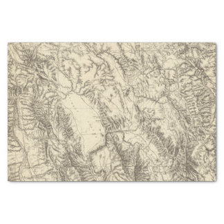 South Eastern Idaho Tissue Paper