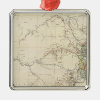 South Eastern Portion of Australia Christmas Ornament