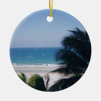 SOUTH FLORIDA CHRISTMAS ORNAMENT