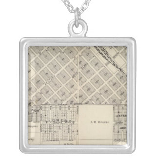South Fresno, California Silver Plated Necklace