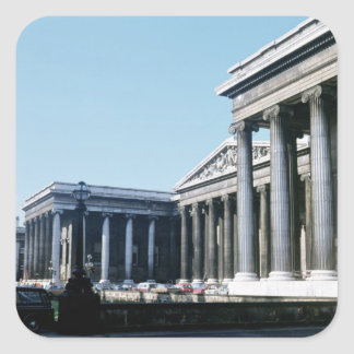 South front of the British Museum Stickers
