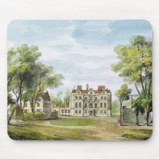 South Front, Old Palace, Kew Gardens, plate 2 from Mouse Mat