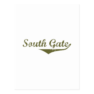 South Gate  Revolution t shirts Postcards