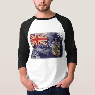 South Georgia and South Sandwich Islands Flag T-Shirt