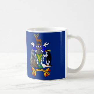 South Georgia  flag Mug