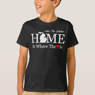 South Haven - Home Is Where The Heart Is Tees