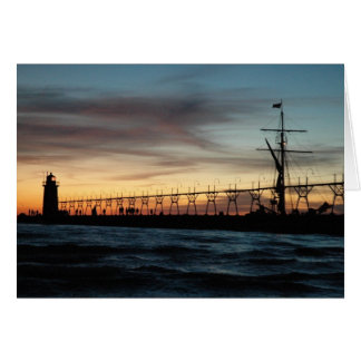 South Haven, Michigan Note Card