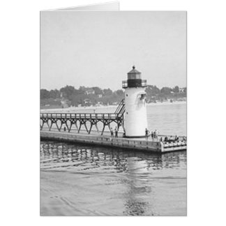 South Haven South Pierhead Lighthouse Greeting Card