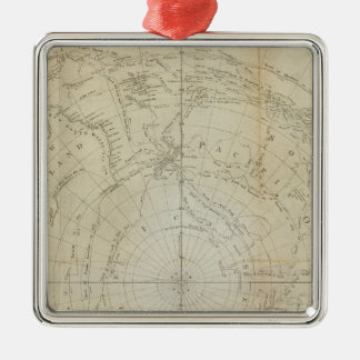South Hemisphere Christmas Ornament