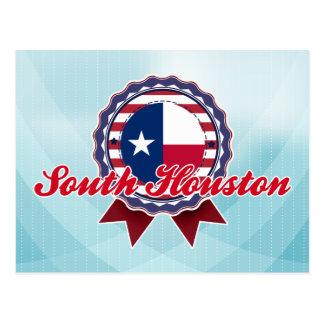 South Houston, TX Postcard