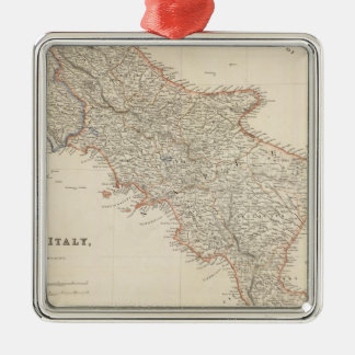 South Italy with The Maltese Islands Christmas Ornament