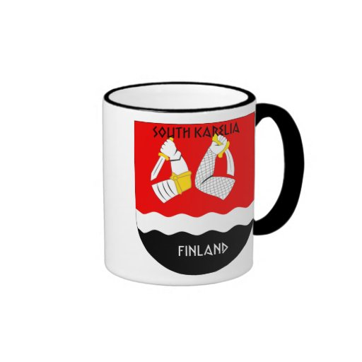 South Karelia Finland Mug