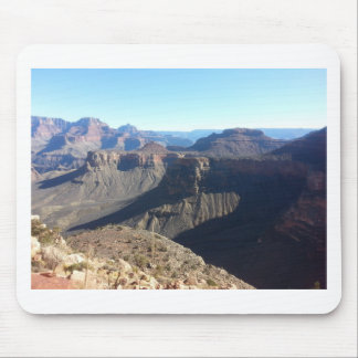 South Kiabab Grand Canyon National Park Mule Ride Mousepads