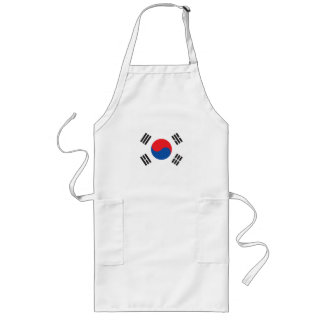 South Korea Apron