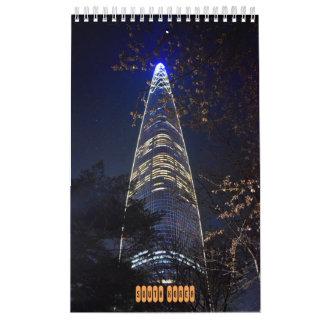 South Korea Calendar